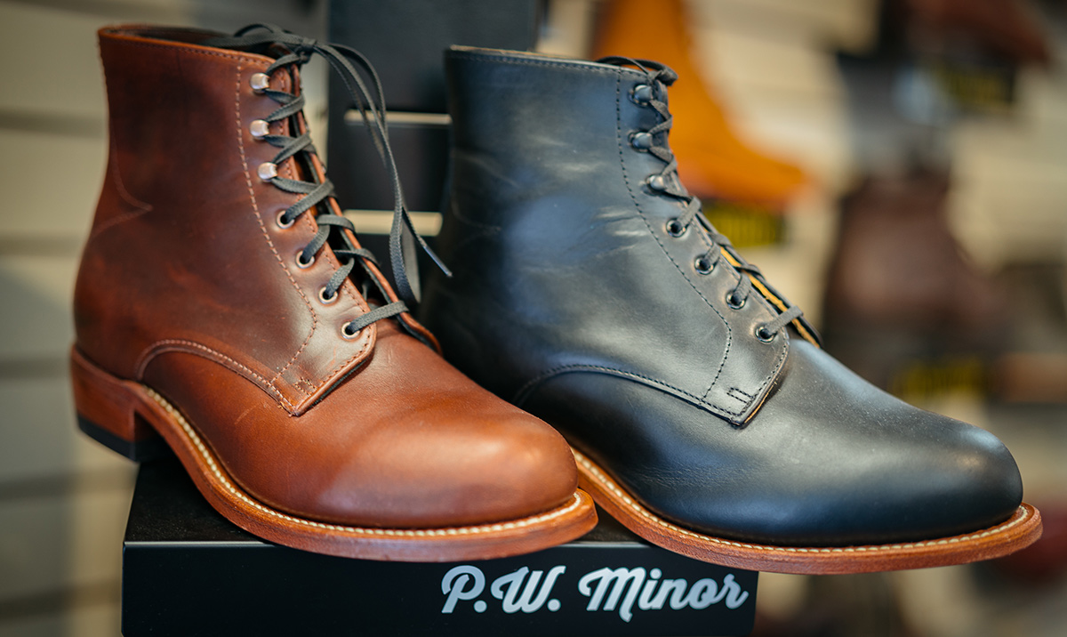 P.W. Minor Shoes